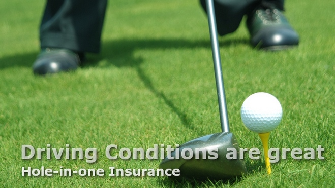 Hole-in-One Insurance - Ontario